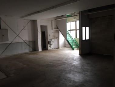 長濱製作所1階